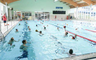Schwimmspaß in den Sommerferien