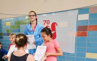 3 Einzelsiege beim 28. Salzpokal im Schwimmen in Halle/Saale