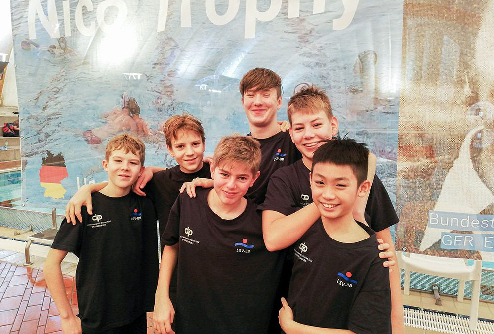Nico Trophy 2019 der U12