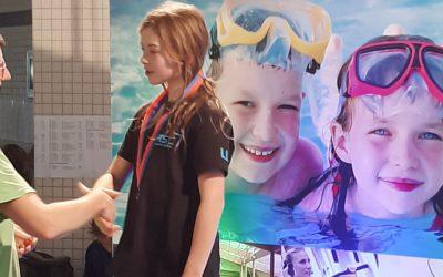 Zwei Medallien für ASC Schwimmer