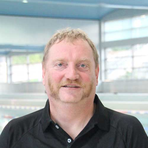 Trainer Detlef Willberg