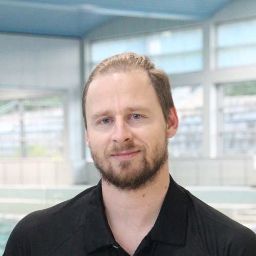 Trainer Björn Dupont
