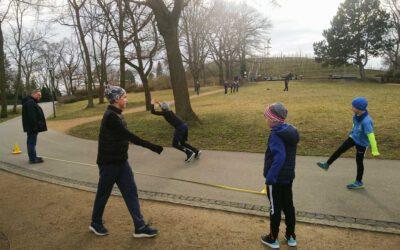 Fern-Athletikwettkampf