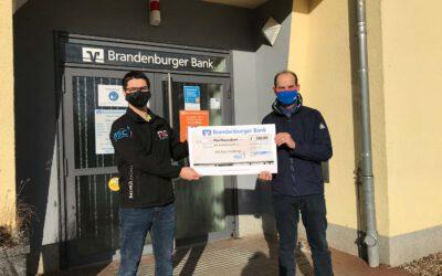 Brandenburger Bank honoriert ASC-Sport-Challenge