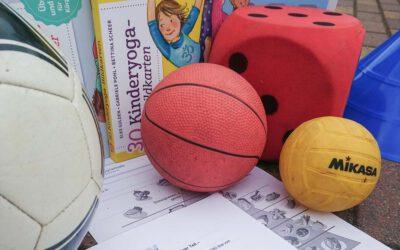 Sport-Spiel-Bildungswochenende